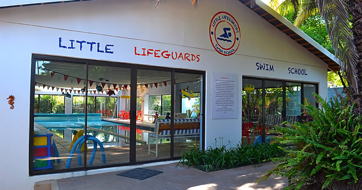 Swimming Lessons In Fourways At Little Lifeguards Swimming School